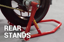 sale of rear motorcycle stands: prices and offers on Bastef